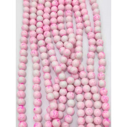 4145# 6 strands glass beads in 10mm,  each38pcs