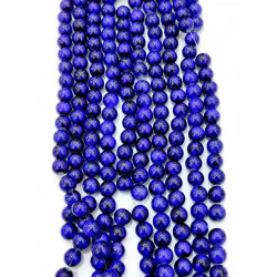 4147# 6 strands glass beads in 10mm,  each38pcs