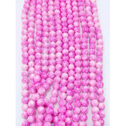 4151# 6 strands glass beads in 10mm,  each38pcs