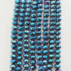 5 Strands Crystal beads in 10mm, 68pcs each strand 02