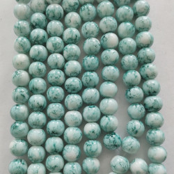 5 STRANDS GLASS BEADS 102