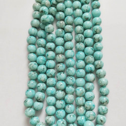5 strands beads in 10mm 06, 38pcs