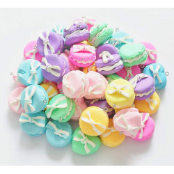 100PCS BISCUITS CHARMS 1447