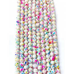 3160# 10 strands of bead in 38pcs